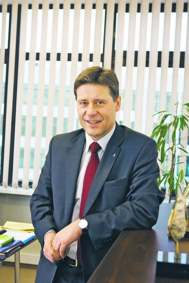 Jacek Szymczak prezes Izby Gospodarczej Ciepłownictwo Polskie