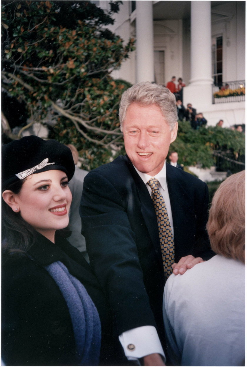 Monica Lewinsky i Clinton