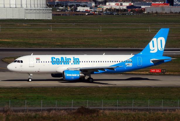 Airbus linii Go Air