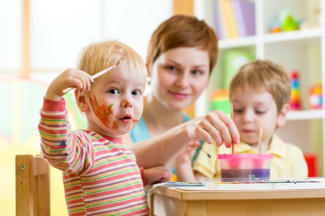 Dajte sve od sebe da vreme koje provodite sa decom bude ispunjeno kreativnim i zabavnim aktivnostima
