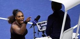 Koronacja w cieniu skandalu. Serena nie potrafiła pogodzić się z porażką