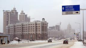 Intensywne opady śniegu odcięły stolicę Kazachstanu od reszty kraju