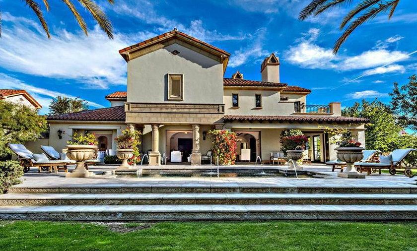 Sylvester Stallone próbuje sprzedać swoją posiadłość