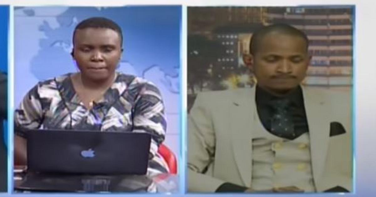 Drama as Babu Owino is nearly kicked out of live interview by KTN