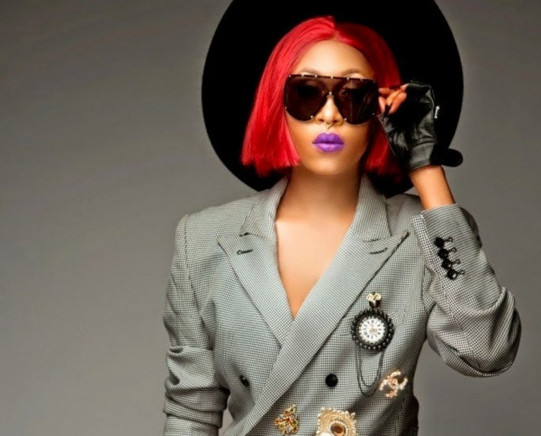 Cynthia Morgan says the reason she stayed away from the spotlight for a while is because of a terrible illness and some family issues. [Instagram/FlowDropas]