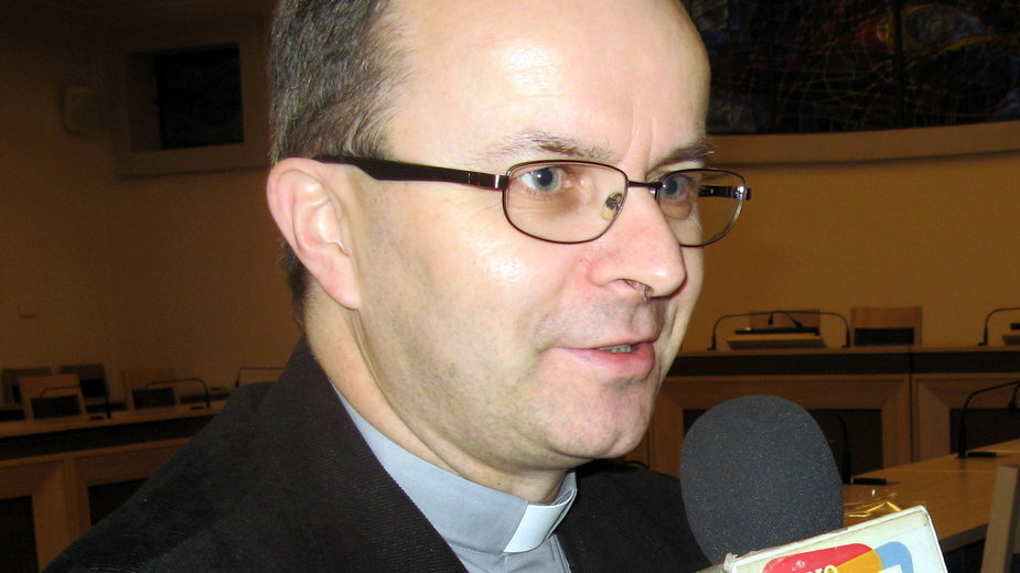 Biskup Damian Bryl