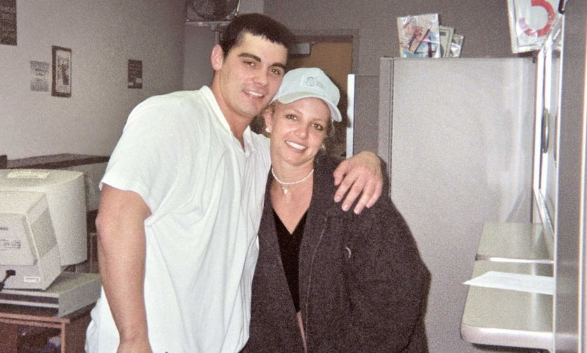 Małżeństwo Britney Spears trwało tylko 55 godzin.