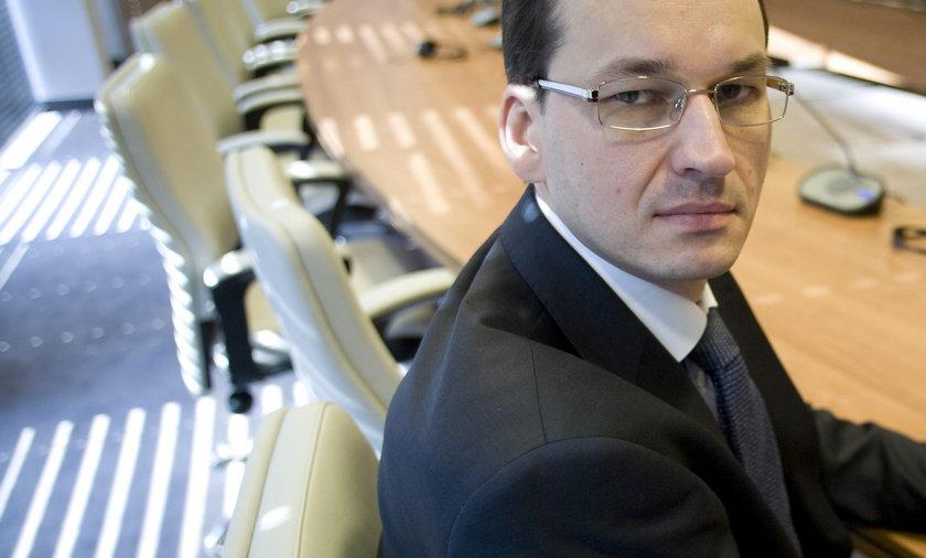Mateusz Morawiecki, wicepremier