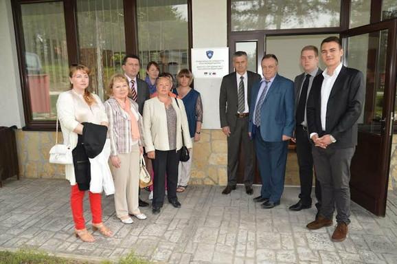 Kancelarija za saradnju sa Ruskom federacijom u Čajetini