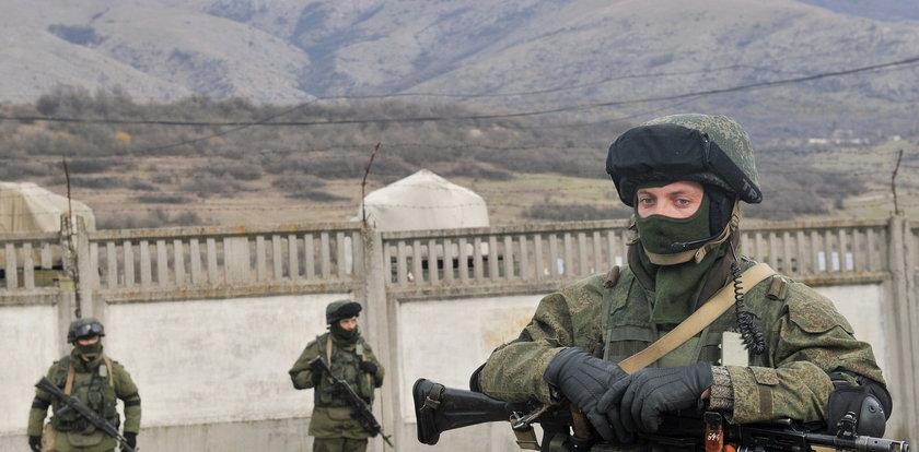 Putin: Kazałem zająć Krym