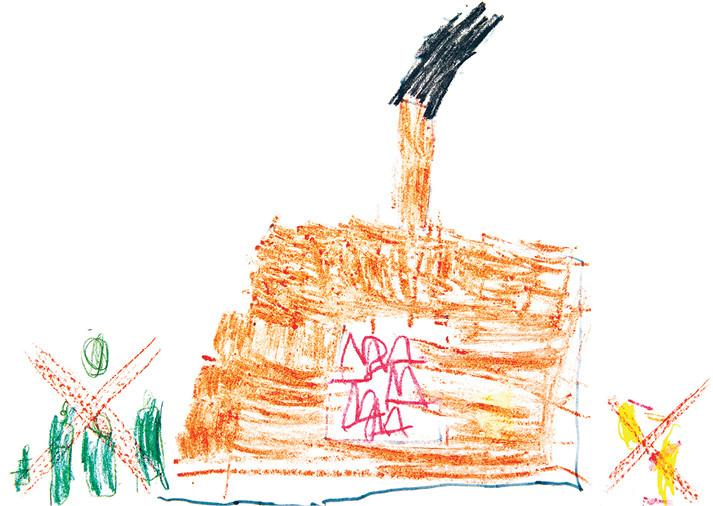 Rysunki wykonali: Oskar Popłoński (10 lat), Liwia Pochodyła (9 lat), Kalina Woźniak (9 lat) Tomek Zieniewski (9 lat) Jakub Kownacki (7 lat)