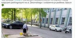 To co zrobiła ta starsza pani, poruszyło mieszkańców Gdyni