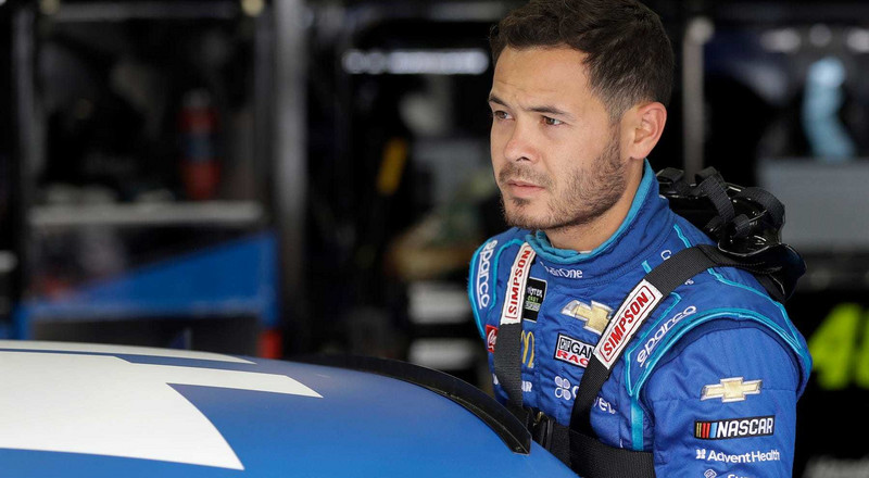 Live Twitch stream broadcasts NASCAR driver Kyle Larson using the N-word during a virtual race