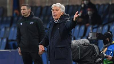 Gasperini risks missing Italian Cup final after doping test row