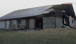 Dramat rodziny. Ogień strawił cały ich majątek