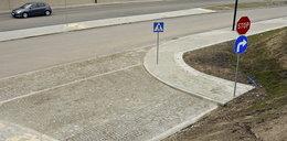 W Katowicach powstały drogi donikąd