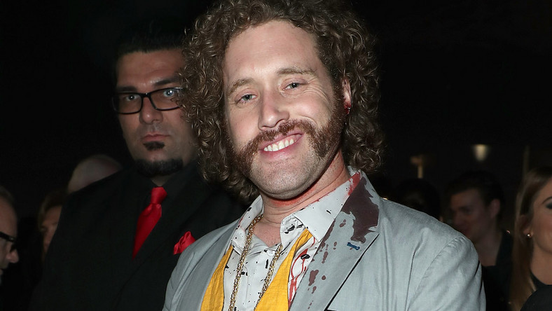 T.J. Miller played Erlich Bachman on HBO's 'Silicon Valley.'