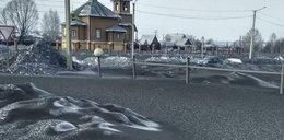 Na Syberii spadł czarny śnieg!