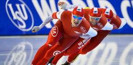 Drużyna łyżwiarzy poza igrzyskami