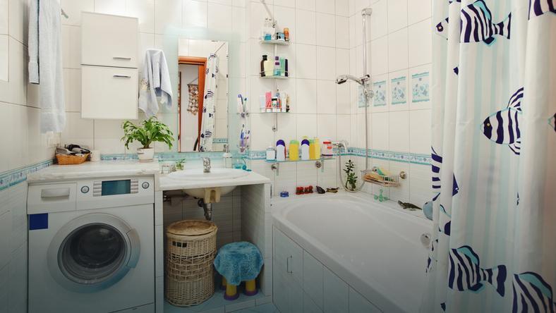 gdzie w domu umieści� pralkę w kuchni czy w �azience dom