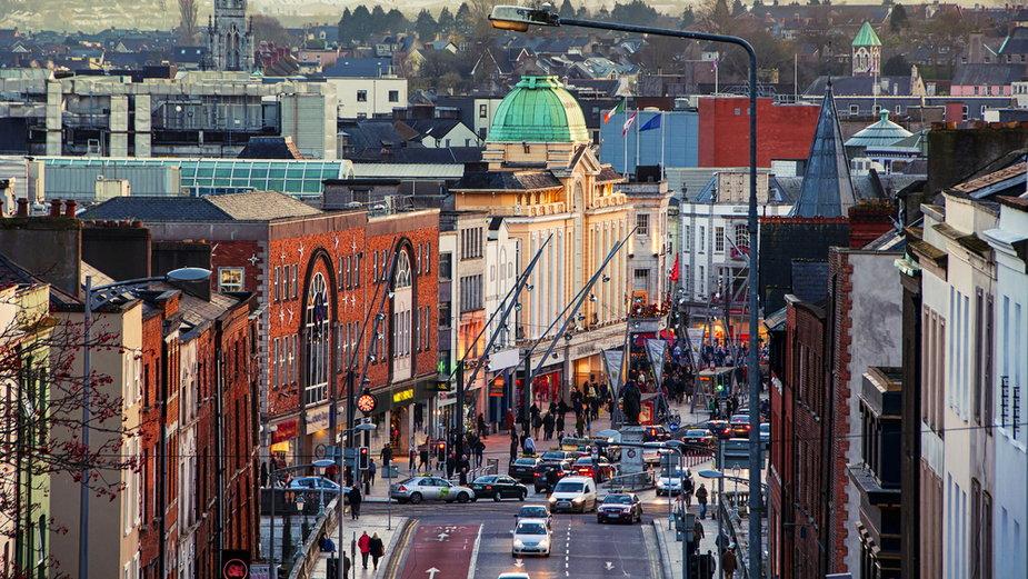 Cork, Irlandia