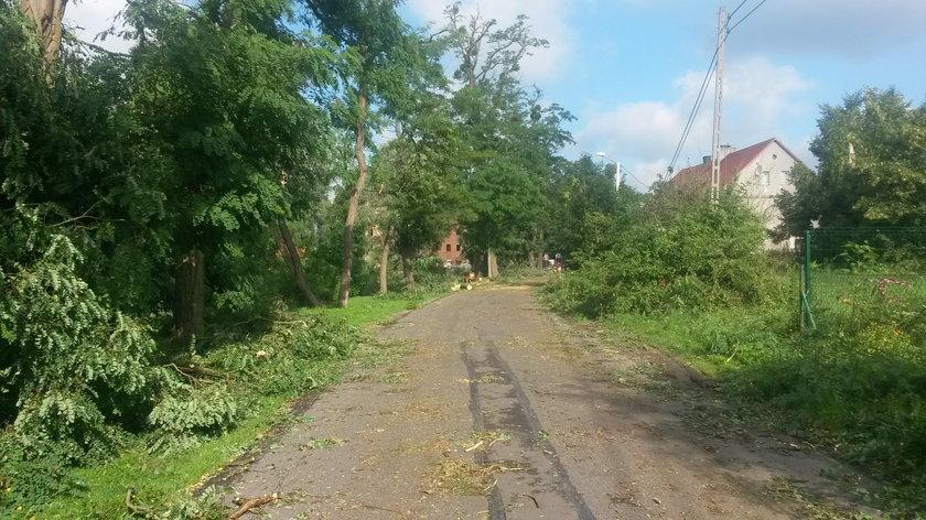 Wrocław liczy straty