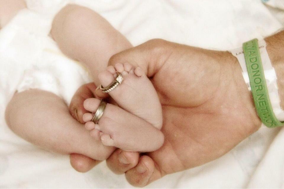 Wiedzieli, że ich córeczka umrze tuż po urodzeniu. Mimo to nie przerwali ciąży