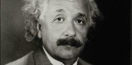 Ujawniono prawdę o Einsteinie. Szokujące zapiski