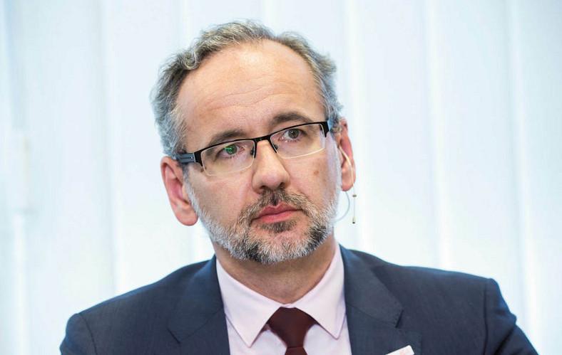Adam Niedzielski zastępca prezesa NFZ ds. operacyjnych