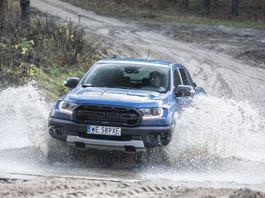 Ford Ranger Raptor – więcej niż pikap