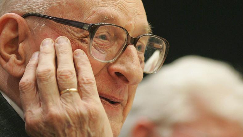 Władysław Bartoszewski obchodzi 86. urodziny