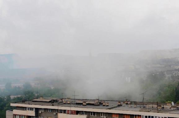Smog u Boru