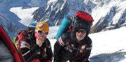 Broad Peak. Znaleźli skulone zwłoki Polaka na wąskiej grani