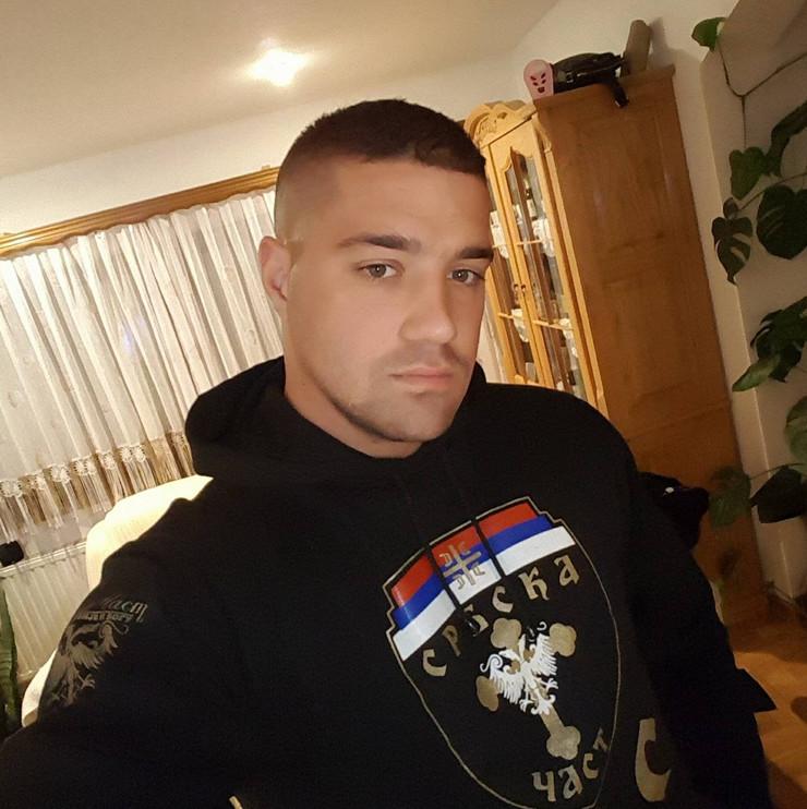 Damjan Jovičić, pao na Batrovcima, 6 i po kg heroina