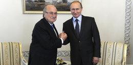 Sepp Blatter kontaktował się z Putinem