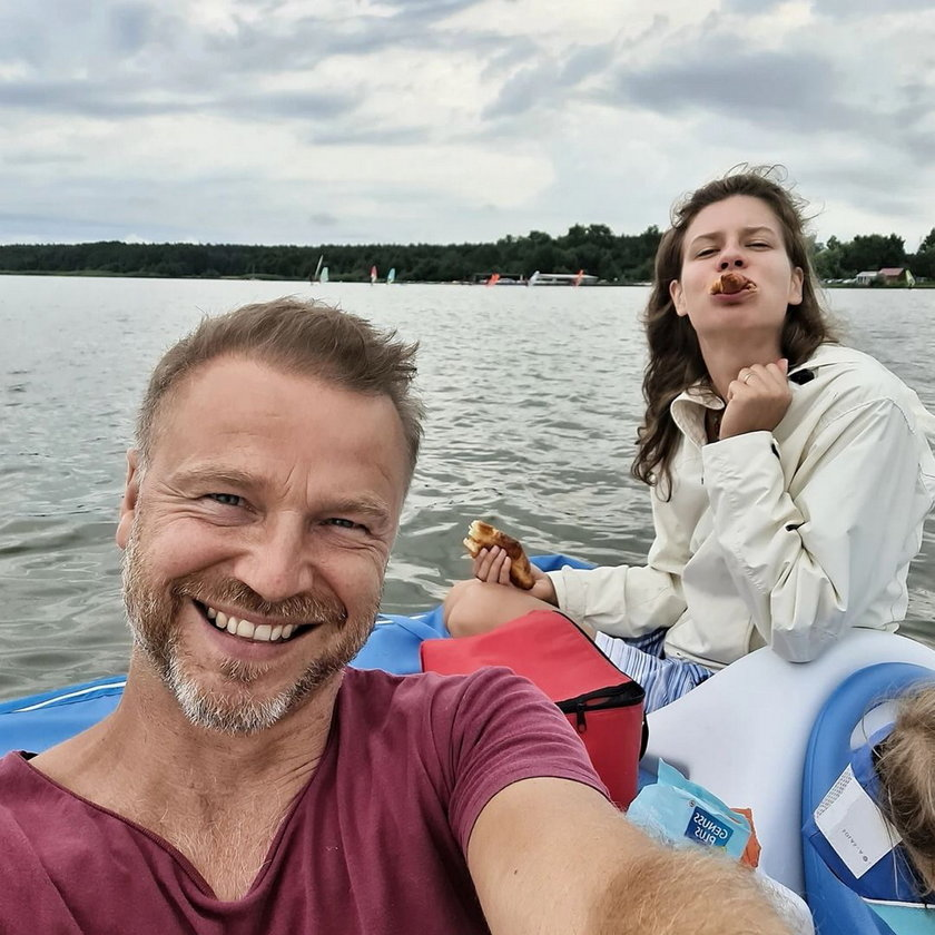 Krystian Wieczorek i Maria Szafirska