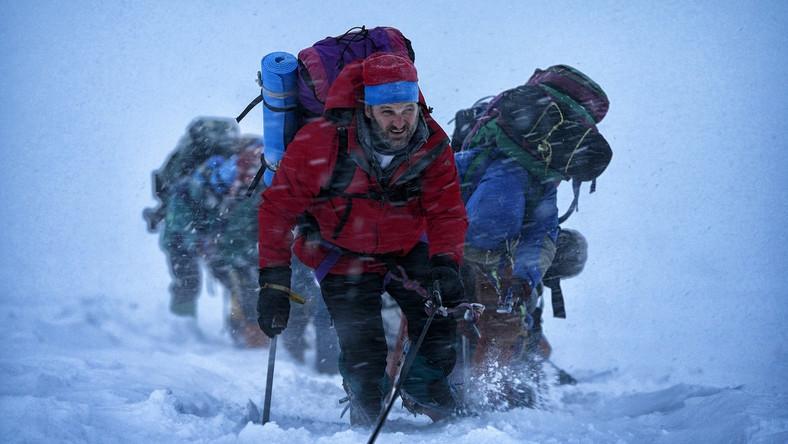 """Ekstremalny plan filmu """"Everest"""""""