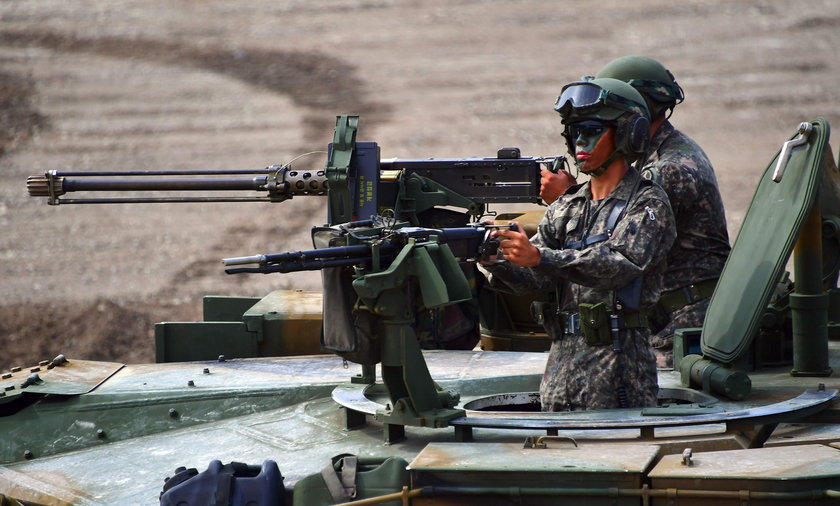 Korea Południowa grozi Korei Północnej
