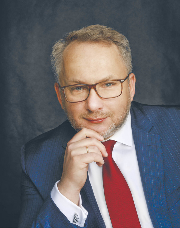 Henryk Mucha, prezes PGNiG Obrót Detaliczny  fot. Piotr Furman/materiały prasowe