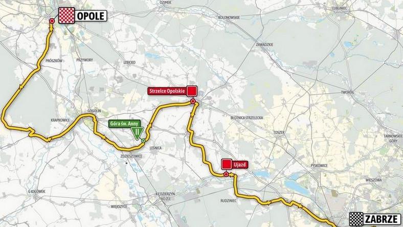 Tour de Pologne - etap 2