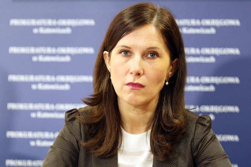 Marta Zawada-Dybek, rzecznik Prokuratury Okręgowej w Katowicach