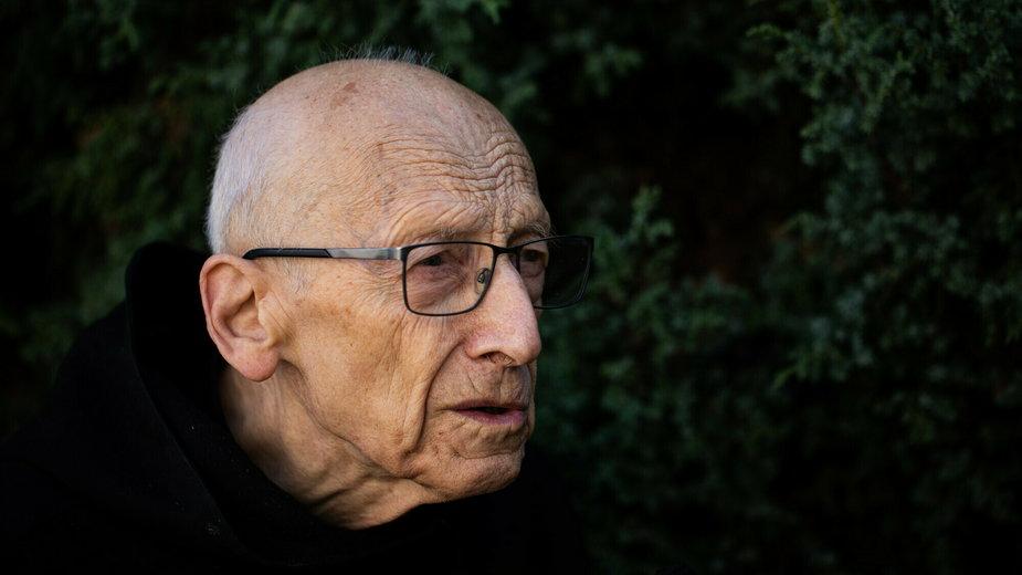 Ojciec Leon Knabit opuścił szpital. Poprawa zdrowia benedyktyna