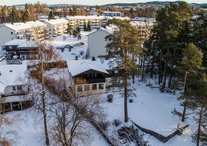 Dom pod Oslo