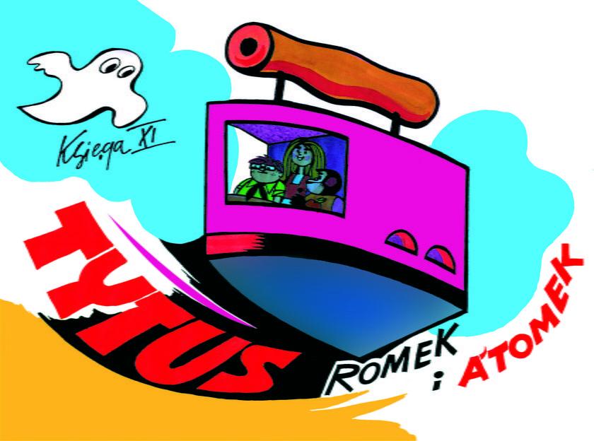 Samochody z Tytusa Romka i Atomka