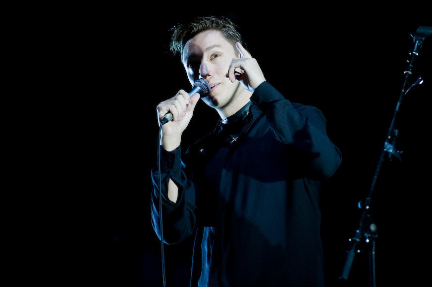 The xx (fot. Monika Stolarska / Onet)