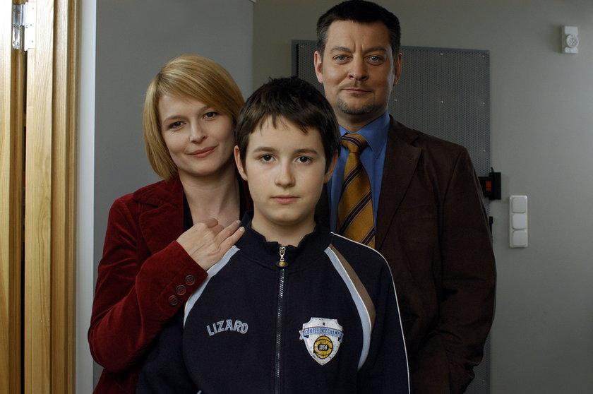Dominika Ostałowska, Franciszek Przybylski i Mariusz Sabiniewicz