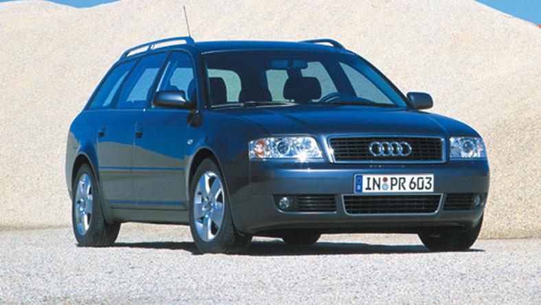 Audi A6 C5 Tanio Nie Będzie Ale Na Pewno Komfortowo