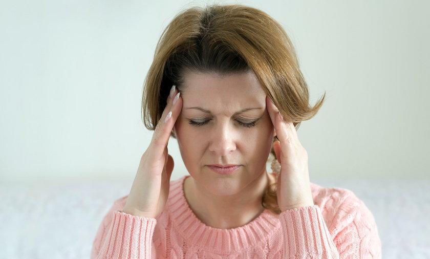 Osoby cierpiące na migreny z aurą częściej doznają udaru mózgu