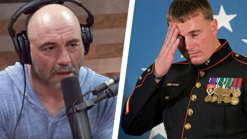 Medal of Honor Vet Tells Joe Rogan About His PTSD
