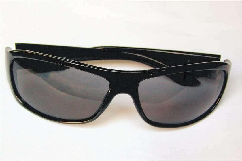 Złe okulary mogą cię oślepić